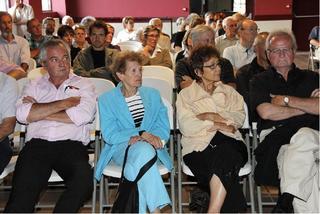 réunion du 14 juin 2011 qui a réuni une centaine de personnes