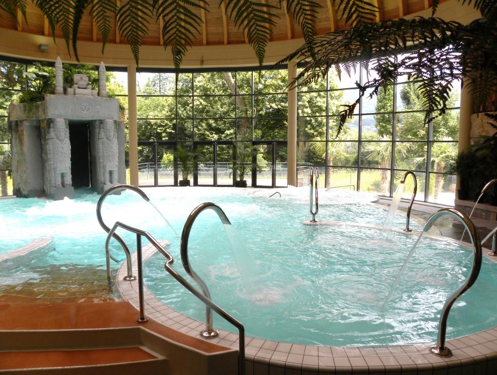 Le jardin des bains actualit s chroniques argeles gazost - Thermes argeles gazost jardin bains ...