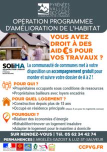 OPÉRATION PROGRAMMÉE POUR L'AMÉLIORATION DE L'HABITAT