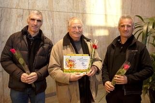 TOUJOURS TROIS FLEURS POUR ARGELES-GAZOST