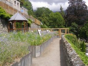 Inauguration du jardin des abeilles