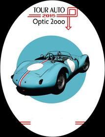 Rallye automobile TOUR AUTO OPTIC 2000