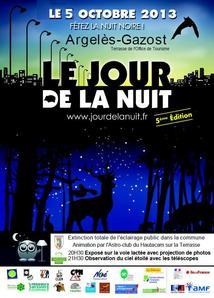 ANNULATION DU JOUR DE LA NUIT LE 5 OCTOBRE à 20H30