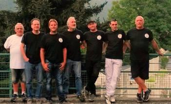 TOURNAGE D'UN CLIP DU GROUPE IMPROLOCO A ARGELES-GAZOST
