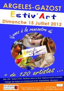 Estiv'Art, la troisième édition du festival est lancée