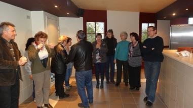 Partenariat Commune d'Argelès, GrDF et Jardins Familiaux