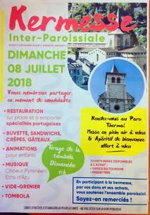 KERMESSE INTER-PAROISSIALE