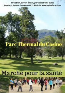 MARCHE POUR LA SANTÉ AU PARC D'ARGELÉS-GAZOST