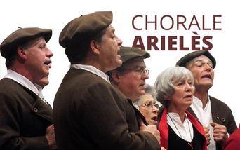 CONCERT DE LA CHORALE ARIELES